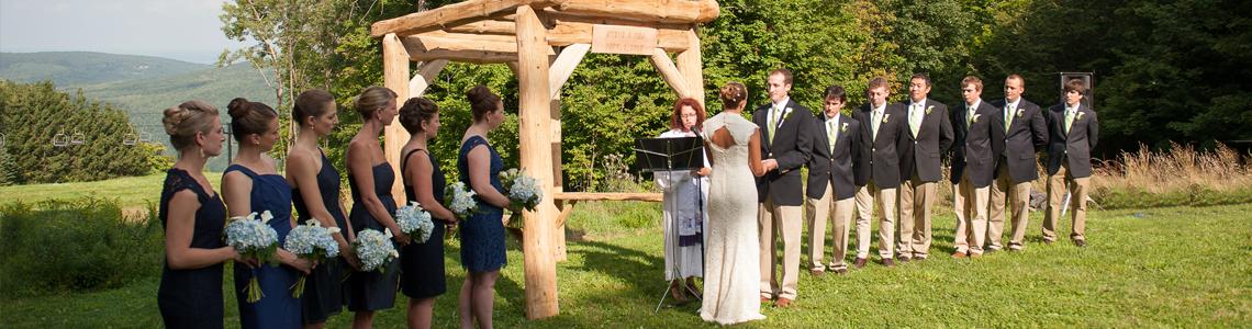 Weddings Header