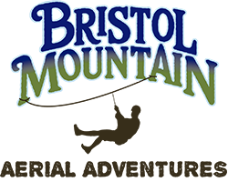 Bristol Mountain Aerial Adventures Logo
