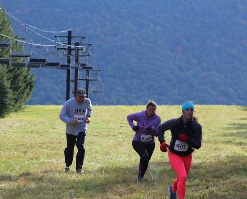 5K at Bristol Mountain