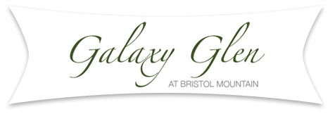 Galaxy Glen at Bristol Mountain Logo links to Galaxy Glen website