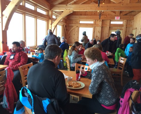 Morning Star Cafe at Bristol Mountain