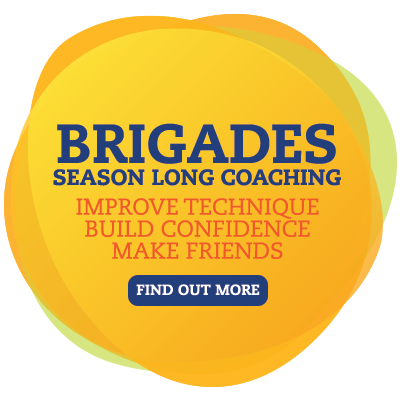 Brigades - Season Long Coaching - Improve Technique - Build Confidence - Make Friends - Find Out More