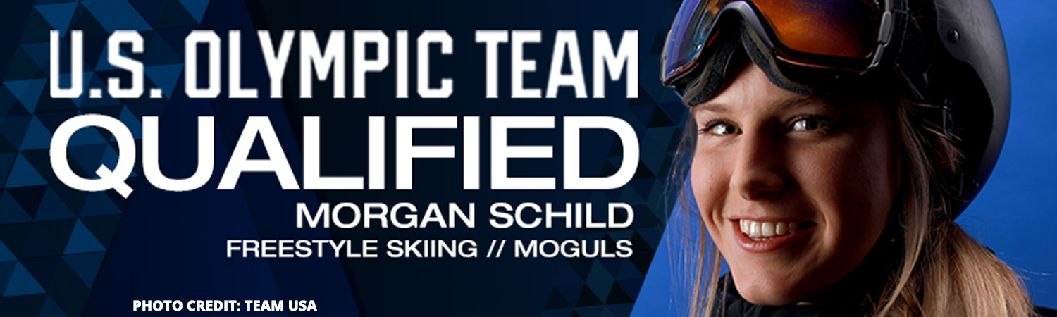 US Olympic Team Qualified - Morgan Schild