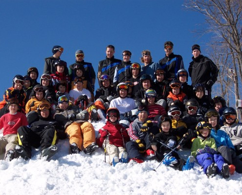 Bristol Mountain Freestyle Team