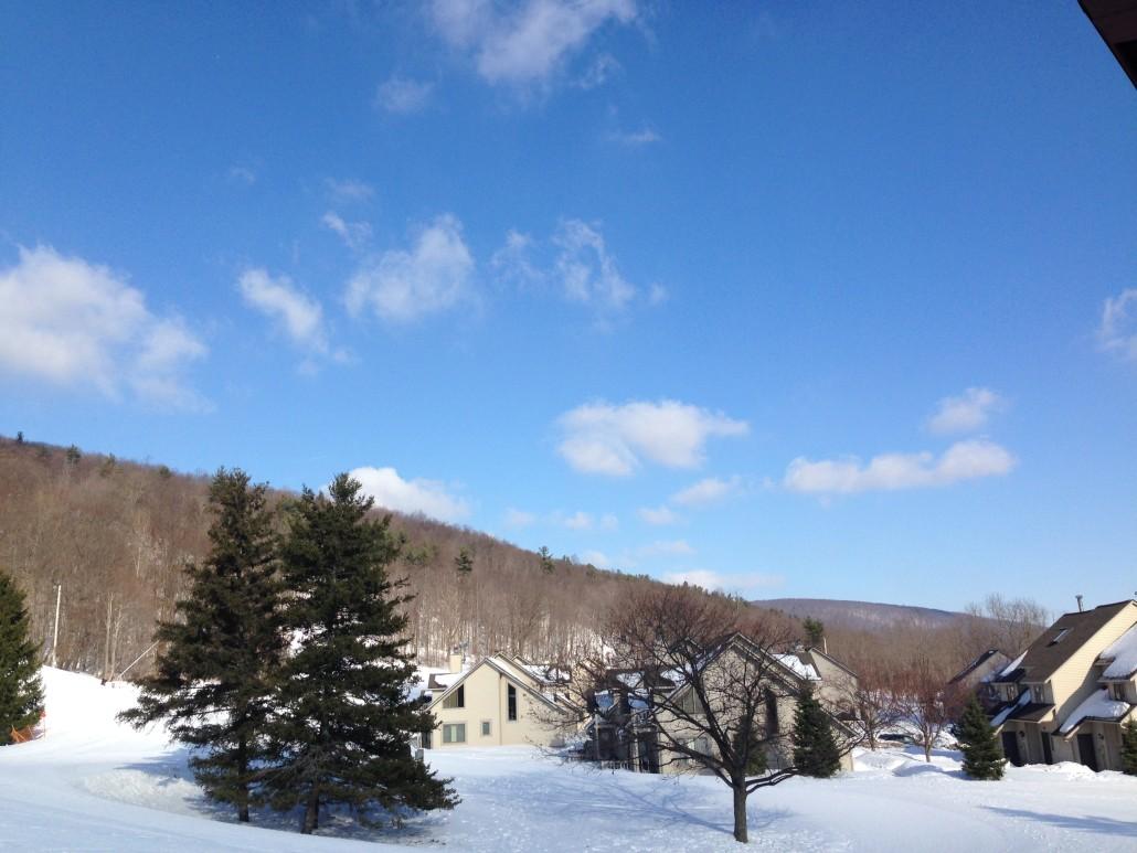 north star village - slopeside lodging - bristol mountain