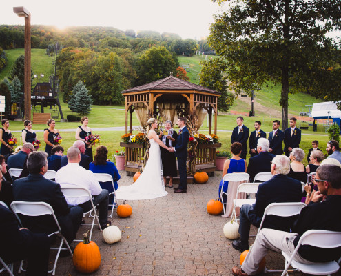 Weddings at Bristol Mountain