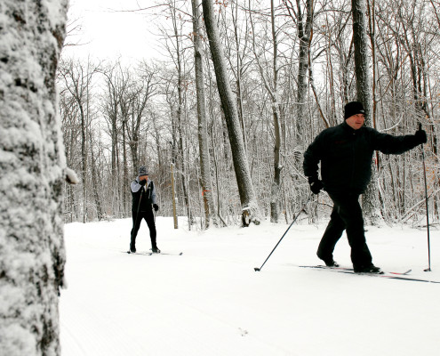 Bristol Mountain Nordic Center