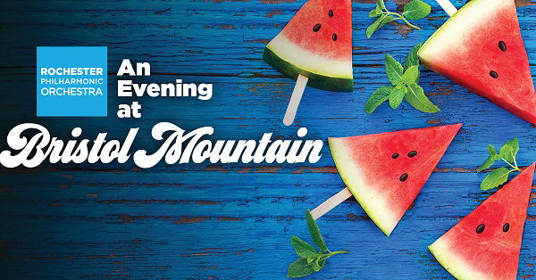 An Evening at Bristol Mountain Featuring the Rochester Philharmonic Orchestra